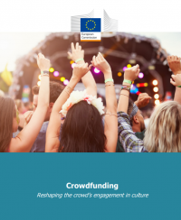crowdfunding4culture; report; final study; 2017; crowdfunding; access to finance; alternative finance; business models; audience development; crowdsourcing; co-creating; marketing; community building; IDEA Consult; European Crowdfunding Network; fundraising; matchfunding; engagement; cultural and creative industries;