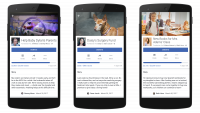Facebook launches personal fundraising tool; crowdfunding; culture; trends;